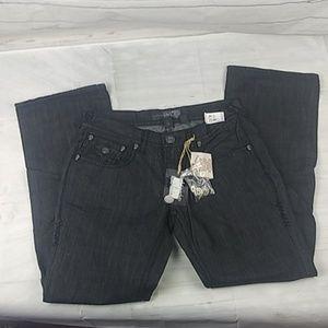 Laguna Beach Jeans Boot Cut Size 36 NWT